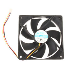 12cm 120mm 120x25mm 12V 3Pin DC Brushless PC Computer Case Cooling Fan 1800RPM