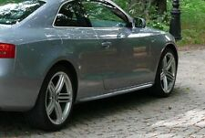 Audi A5 Coupe - Side skirts bars S-line look