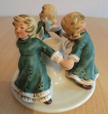 Goebel Leuchter 3 Engel Figurengruppe Top Zustand 60er Jahre