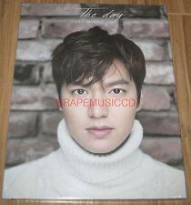 LEE MIN HO MINHO The Day SINGLE ALBUM K-POP CD + PHOTOBOOK + POLAROID PHOTO NEW