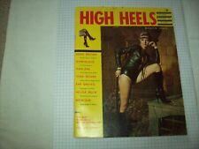 High Heels Magazine Spring/;69 VF/XF Condition