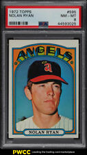 1972 Topps Nolan Ryan #595 PSA 8 NM-MT (PWCC)