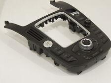 Audi A5 8T MMI Centre Console Control Buttons 8T0919609C