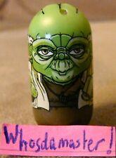 Mighty Beanz Star Wars #7 Yoda Bean Mint Oop