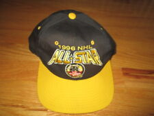 1996 Starter All-Star RAY BOURQUE MVP BOSTON BRUINS (Adjustable Snap Back) Cap