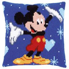 Disney's Mickey Mouse Cross Stitch Cushion Kit