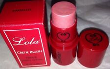 Lola Creme Cream Blush Stick in * MARSEILLES * Natural Pink Rose Glow $20 BNIB