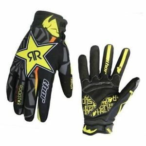 THOR Rockstar Motorcycle Cycling Gloves Spring and Summer Rappelling Gloves MX