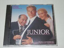 JAMES NEWTON HOWARD/JUNIOR - OMP SOUNDTRACK(VARESE SARABANDE VSD-5558) CD ALBUM