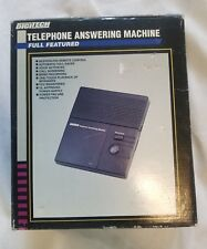 Vtg ATC-203 Digitech Telephone Answering Machine Full Featured