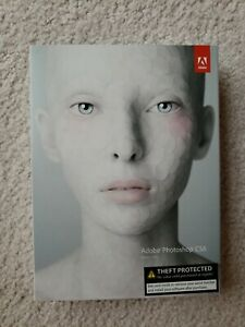 Adobe Photoshop CS6 Software Windows Brand NEW