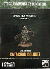 Warhammer 40K Catachan Colonel édition limitée