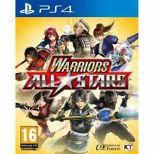 Warriors All Stars - PS4 neuf sous blister VF