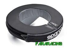 SPARCO 001602GRNR COLLARE SUPPORTO CASCO KART ROTONDO GRIGIO/NERO