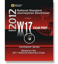W17 National Standard Journeyman Electrician Questions Workbook ICC Exam