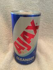 Vintage 1980s Ajax Cleanser Soap 14 oz New Old Stock Colgate Palmolive SEALED