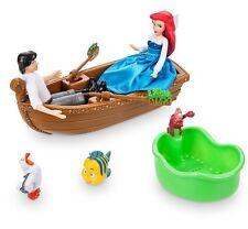 AUTHENTIC Disney The Little Mermaid Ariel ''Kiss the Girl'' Water Bath Toy NIB