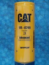 1 NEW CAT 1R-0749 FUEL FILTER SEALED CATERPILLAR 1R0749