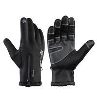 Thermal Ski Gloves Fleece Waterproof Snowboard Sportswear Motorcycle Snow Winter