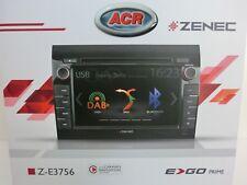 ZENEC Z-E3756 Naviceiver Navi FIAT Ducato III CITROEN Jumper II PEUGEOT Boxer II