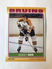 2012-13 OPC Bobby Orr Sticker S-12