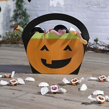 HALLOWEEN LOOT BAGS (TRICK OR TREAT)  -Childrens Party Bags- FULL RANGE IN SHOP