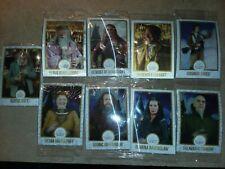 2018 Harry Potter Chocolate Frog 9 card set w/ white border Bertie Bott SP