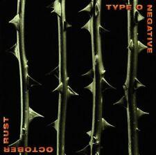 "TYPE O NEGATIVE ""OCTOBER RUST"" CD GOTHIC METAL NEUWARE"