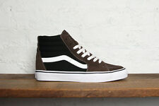 Vans Sk8 High Classic Brown/Black/White Jason Dill Supreme