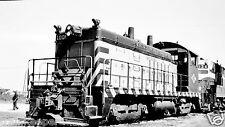 Texas & Pacific (T&P) #1008 Black & White Print