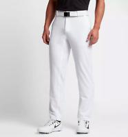Men's Nike Flex Hybrid Standard Fit Golf Pants 921751-100 White