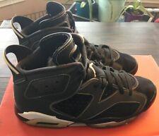 best website 52c68 20132 Nike Air Jordan IV 6 Retro Black Purple White Maize Lakers (384664