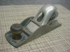 Woodworking  Stanley Rule And Level Co. No 110  Block Plane   e166a