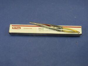 """Dental Needle Holder Castroviejo Straight Perma Sharp 14cm 5.5"""" NH5020 HU FRIEDY"""