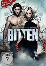BITTEN : COMPLETE SEASON 2 - DVD - New & sealed PAL Region 2