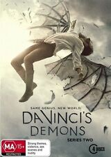 Da Vinci's Demons Series Two 2 DVD NEW