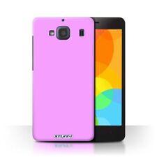 Fundas y carcasas Para Xiaomi Mi 5 color principal rosa para teléfonos móviles y PDAs Xiaomi