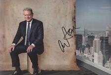 AL GORE USA Foto 20x30 signiert IN PERSON Autograph signed Autogramm RAR