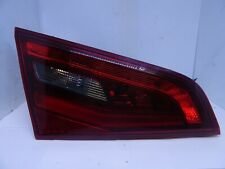 *AUDI A3 MK3 8V 4 DOOR 13-16 PASSENGER LEFT REAR LED INNER BACK LIGHT 8V4945093A