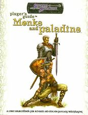 D20 SWORD & SORCERY PLAYER'S GUIDE TO MONKS AND PALADINS