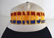 Redneck VTG Red Yellow Blue Mesh Trucker Adjustable Hat Cap