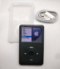 Apple iPod Classic 7. Generation 128GB • Schwarz • Generalüberholt