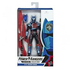 "S.P.D Shadow Blue Ranger Lightning Collection 6"" Action Figure Hasbro"