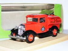 ELIGOR 1091 1934 Ford V8 cisterna Trenton bomberos 1/43