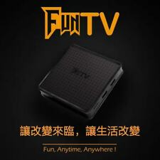 2019 Newest A2 FUNTV BOX 3代  Better TV , Better Life �����  One of the best TV BOX