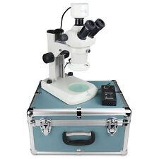 Stereo Trinocular Dissecting Microscope Bundle 20X & 40X - FREE Camera & EXTRAS