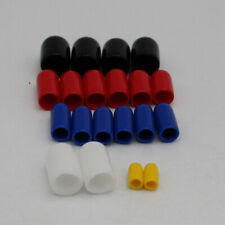 "Vacuum Line Caps 1/8"" 3/16"" 1/4"" 3/8"" 5/16"" Fits Chevy Ford Mpr Assorted Kit"