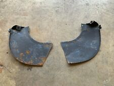 Rear Bumper Splash Pans VW Type 2 Bus Split Volkswagen