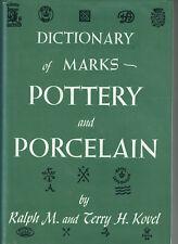 2 reference bks for collectors: pottery, porcelain, silver, & plate, illus'd hcs