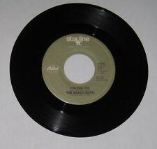 """The Beach Boys - reissue 45 - """"Fun, Fun, Fun"""" / """"Why Do Fools Fall In Love"""" - NM"""